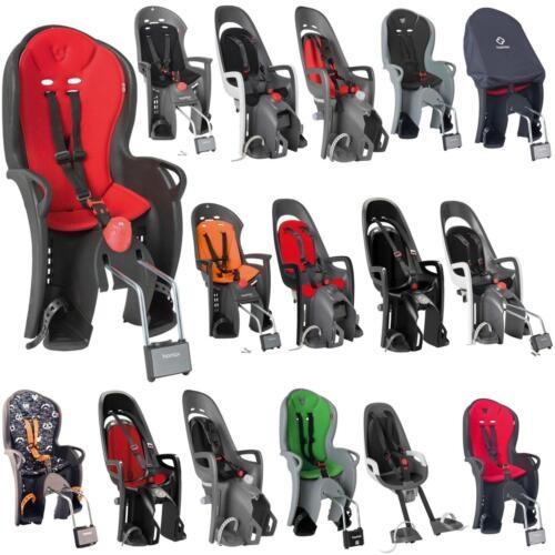 Polisport Wallaby Evolution Deluxe Fahrrad Kindersitz Verstellbar Hinten Sitz