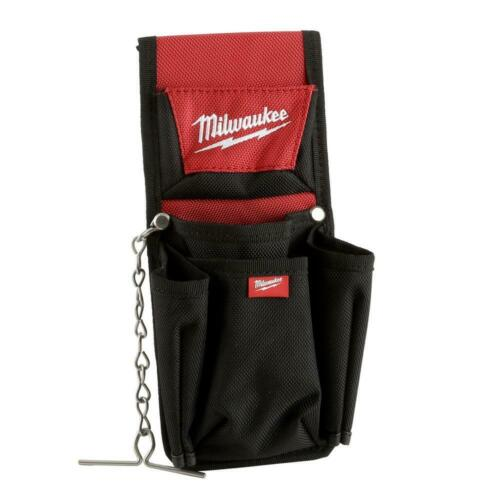 Milwaukee 7-Pocket Compact Utility Pouch 48-22-8118