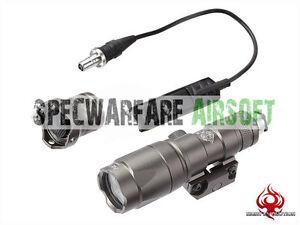 Night Evolution M300 Mini LED Flashlight (Metal Grey) NE-04001-GRY