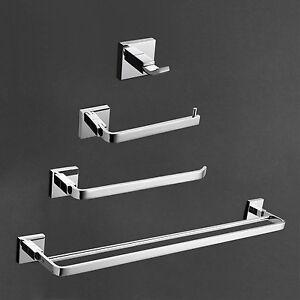image is loading new modern bathroom hardware set bath accessories towel - Bathroom Accessories Towel Bars
