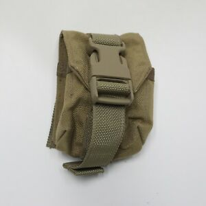 Eagle Industries Frag MOLLE Grenade Pouch Khaki FGC SFLCL Army Military