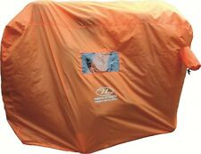 HIghlander 4-5 Person Emergency Shelter with Windows Duke of Edinburgh DofE