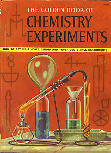Details about The Golden Book of Chemistry Experiments * CDROM * PDF *  Science * KE3GK