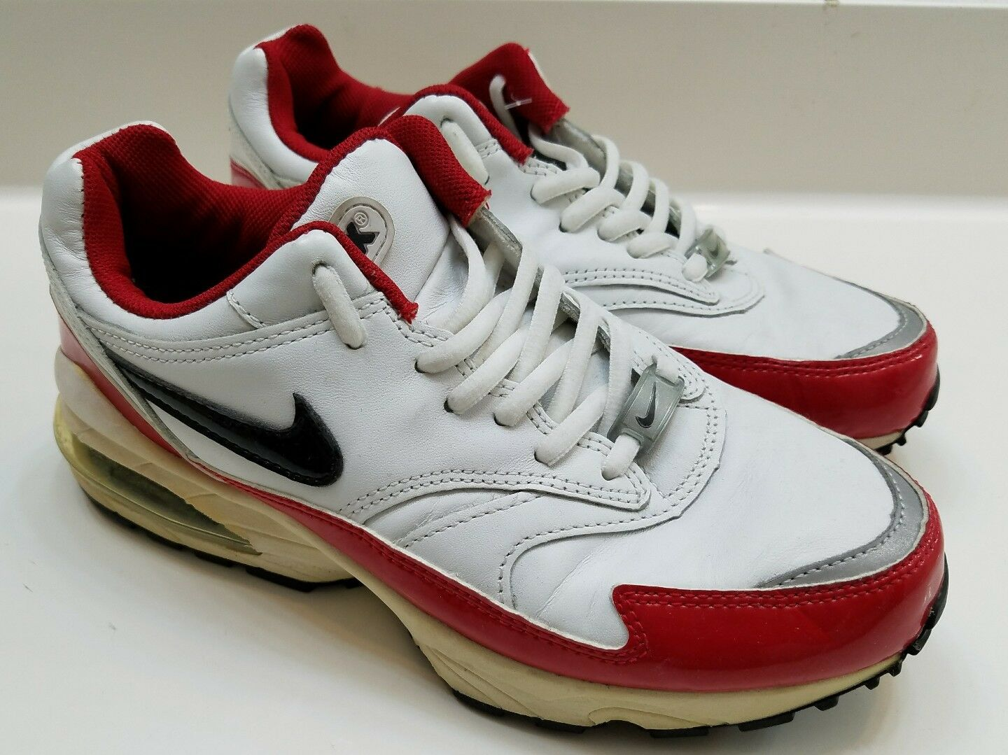 Nike Air Burst Patent Leather  Cheap and fashionable