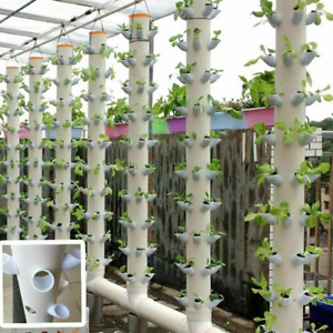 50Pcs-DIY-Hydroponic-Pots-for-Vertical-Tower-Growing-System-Soilless-Device-Farm
