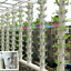miniature 1 - 50Pcs-DIY-Hydroponic-Pots-for-Vertical-Tower-Growing-System-Soilless-Device-Farm
