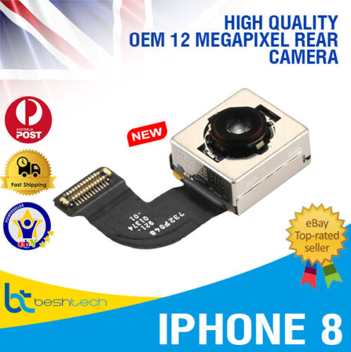 iPhone 8 Back Original Rear Camera Rear Camera Lens Flex Cable 12 Megapixel