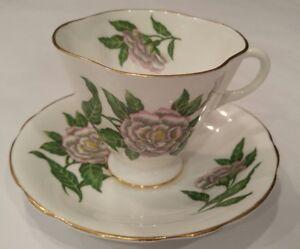 Windsor-Bone-China-Made-In-England-Vintage-1950-039-s