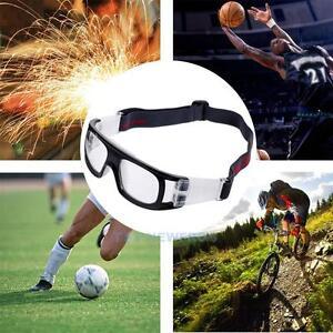 6e47954c00ab Image is loading Protective-Safety-Eyewear-Goggles-Sports-Eye-Glasses- Football-