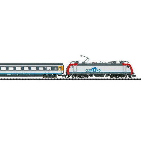 Trix pista n Minitrix-Art. nº 11629 tren-set  ferroviariospara