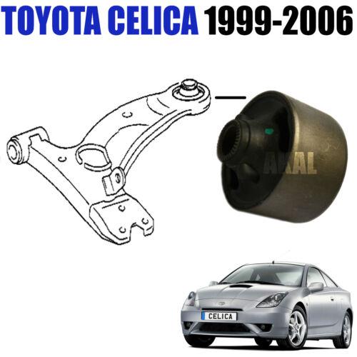 For TOYOTA CELICA 1.8 1ZZFE 99 FRONT LOWER WISHBONE TRACK CONTROL ARM REAR BUSH