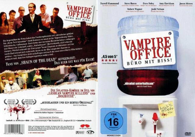Vampire Office, Büro mit biss!, DVD/Neu, 2 Disc Edition