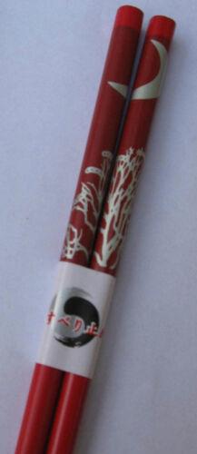"9/"" HAIR STICKS chopsticks RED Many Designs Symbols Dragon Gold Plain PINK Orang"