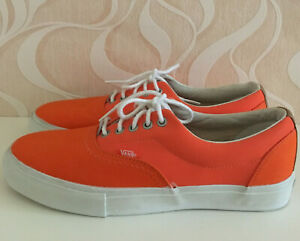 Détails sur Carhartt WIP x Vans Syndicate Era TAB S Sneaker Chaussures orange taille 44 neuve. afficher le titre d'origine