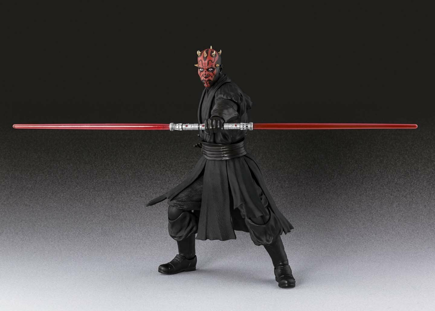 NEW BANDAI S.H.Figuarts Star Wars Figure Darth Maul (Episode Ⅰ) Japan F/S