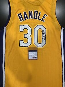 brand new dd553 77223 Details about JULIUS RANDLE Autograph Signed Los Angeles Lakers Jersey  PSA/DNA COA