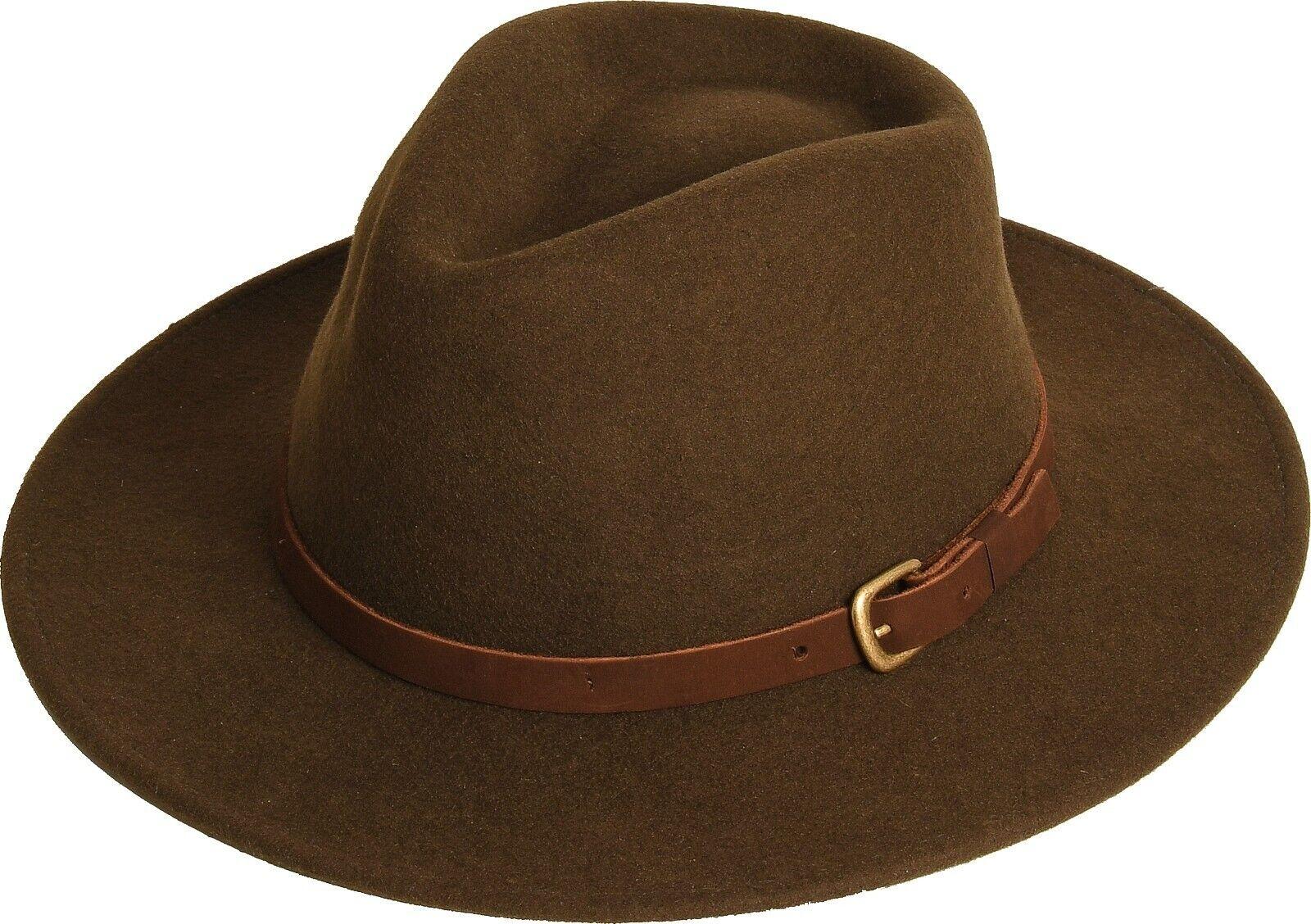 Westernhut Cowboyhut Bogarthut Wollhut Countryhut Unisex Trilbys  Montero  Loden