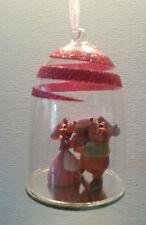 Disney Weihnachtsschmuck/Kugel /Ornament Cinderellas Mäuschen Neu..