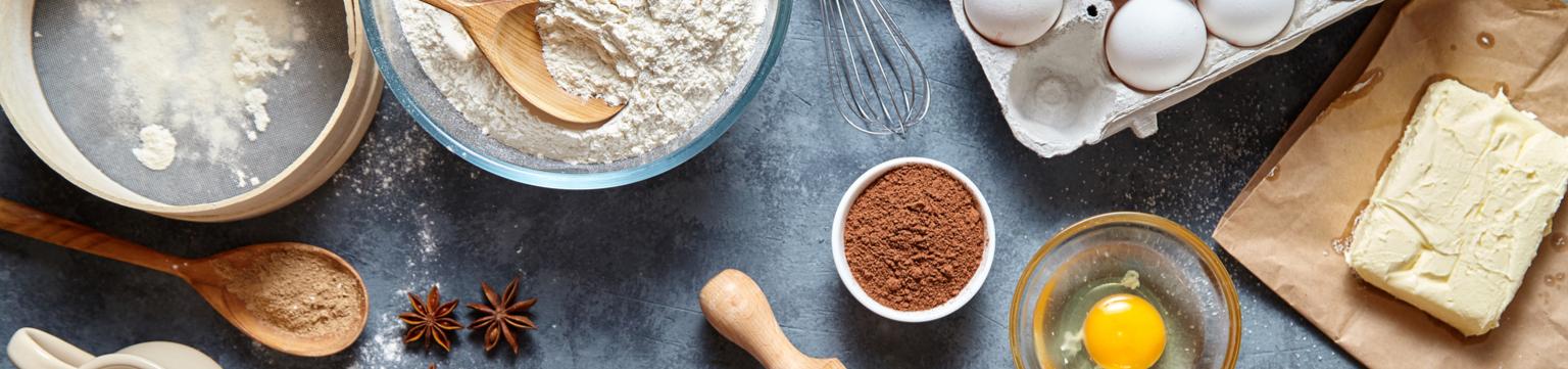 Bis - 50%*: Alles für Koch- und Backfreunde