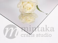 Acrylic Clear Plexiglass Mirror Sheet 16 X 24 X 564 Thick 2mm