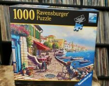 Sunny Embankment 1000 Piece Puzzle NEW BRAND for Adults and Children FREE SHIP