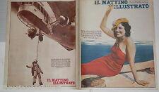 1933 Jeannette Mac Donald Monte Bianco Elba Malta acrobata americano Caffe di e