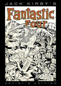 Jack-Kirby-s-Fantastic-Four-Artist-Edition-Hardcover-2016-IDW-New-NIB