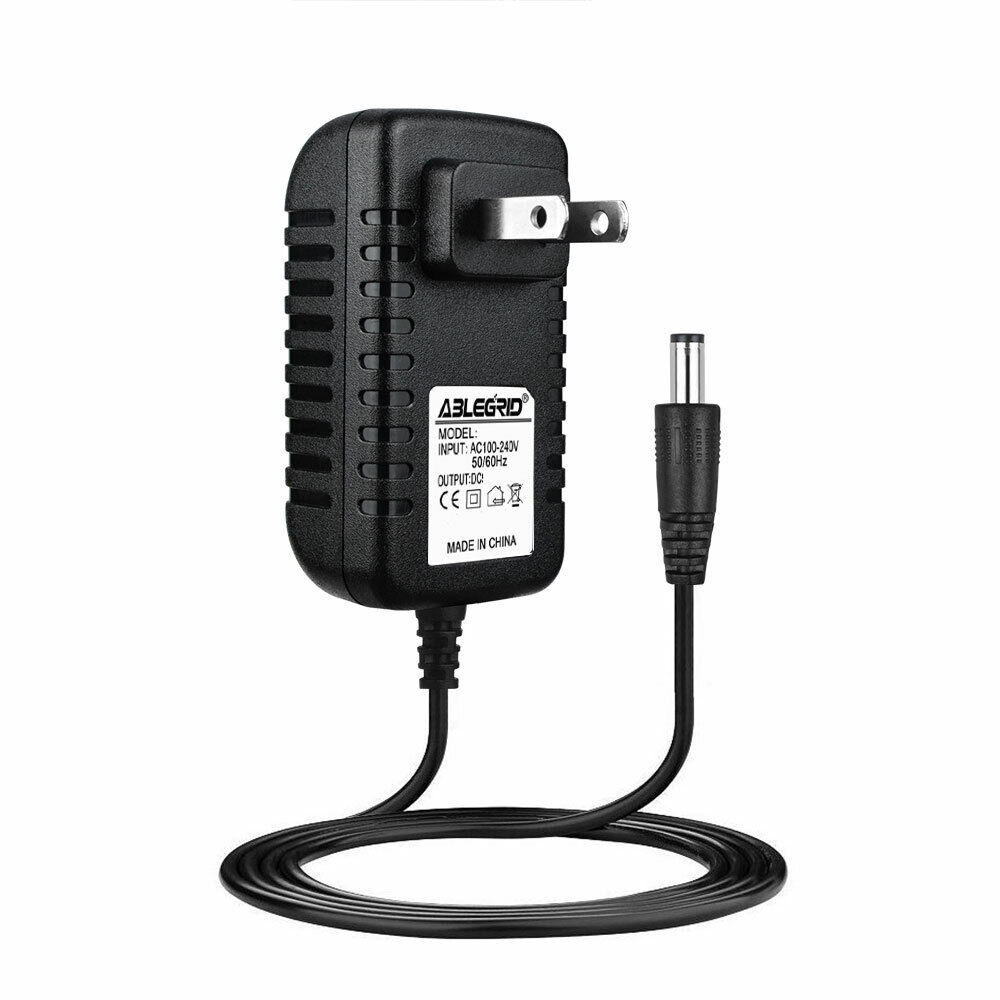 10V 1A AC adapter Charger for Sega Genesis 2 3 MK-2103 Power Supply Cord Cable