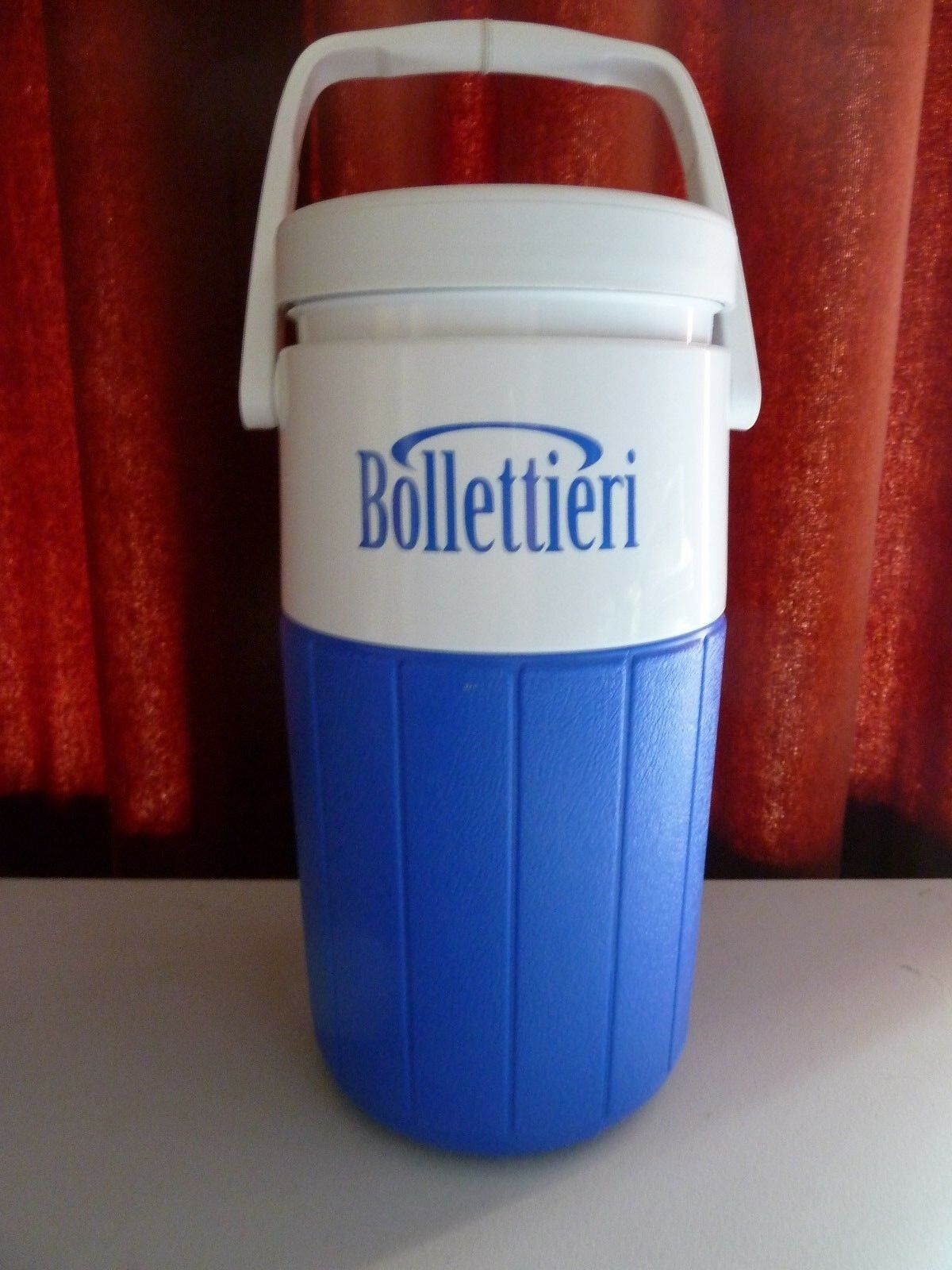 BOLLETTIERI TENNIS COLEMAN 5590 POLYLITE DRINKS CONTAINER SPOUT COLLECTIBLE