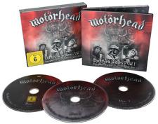 MOTORHEAD 2 CD/DVD Boxset The Wörld Is Ours Vol.1-IRON MAIDEN-AC/DC-METALLICA