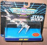 Star Wars Micro Machines X-wing Starfighter Rare Single Pack