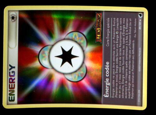 POKEMON ILE DRAGONS HOLO INV N°  89//101 ENERGIE CODEE