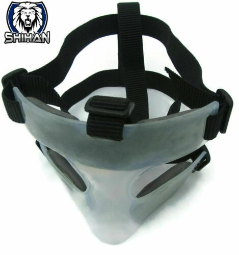 NOSE PROTECTION Sports Face Guard Protection from Impact injuries to Nose Adult