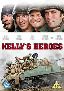 Kelly-039-s-Heroes-1970-DVD-Clint-Eastwood-Telly-Savalas-Don-Rickles