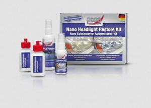 1x-Scheinwerfer-Reparatur-Aufbereitungs-Set-Headlight-Restoration