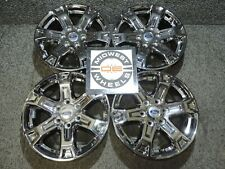 2021 Ford F150 18 Chrome Wheels Factory Oe 2004 2022 New Truck Take Offs 971