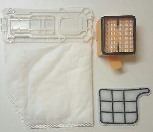 4 sacs compatibles Vorwerk Kobold VK135 VK136