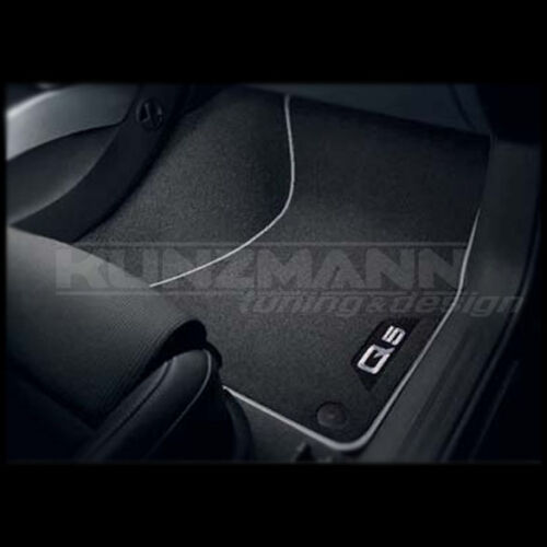 ORIGINALE Audi Tappetini Tappetini Set 4 PEZZI S-LINE q5 sq5 VELLUTO NUOVO