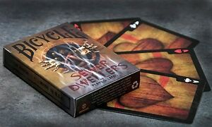 BICYCLE-SEWER-DWELLERS-LIMITED-EDITION-PLAYING-CARDS-DECK-NEW