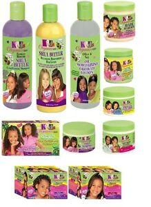 Kids Organics Africa S Best Afro Hair Care Products Olive Oil Hair Care Ebay