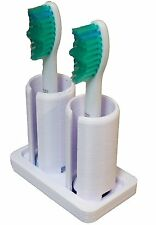Sonicare Tooth Brush Head Holder by Artifex Design