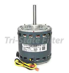 Trane american standard ge genteq blower motor 1 2 hp 200 for Trane blower motor module