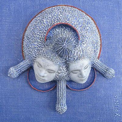 """""""dreaming Of Twins"""" Mixed-media 3-d Original Art"""