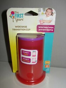 The-First-Years-Wide-Base-Transition-Cup-BRAND-NEW-UNOPENED