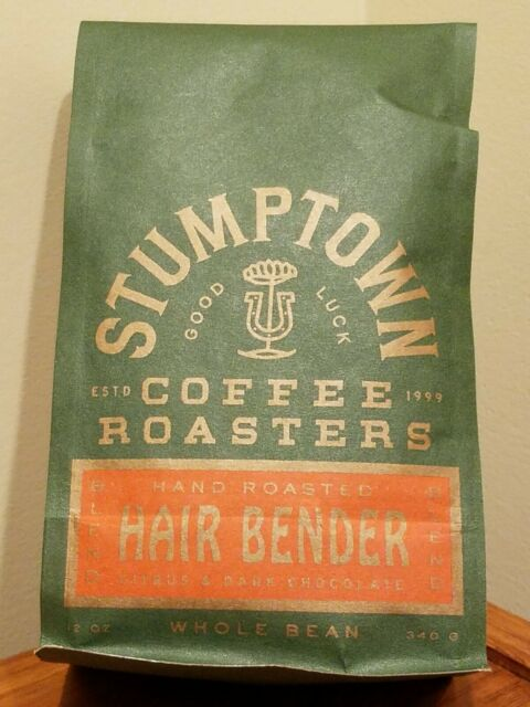 5 Bags Stumptown Coffee Roasters Whole Beans Hair Bender 12 Oz Each For Sale Online Ebay