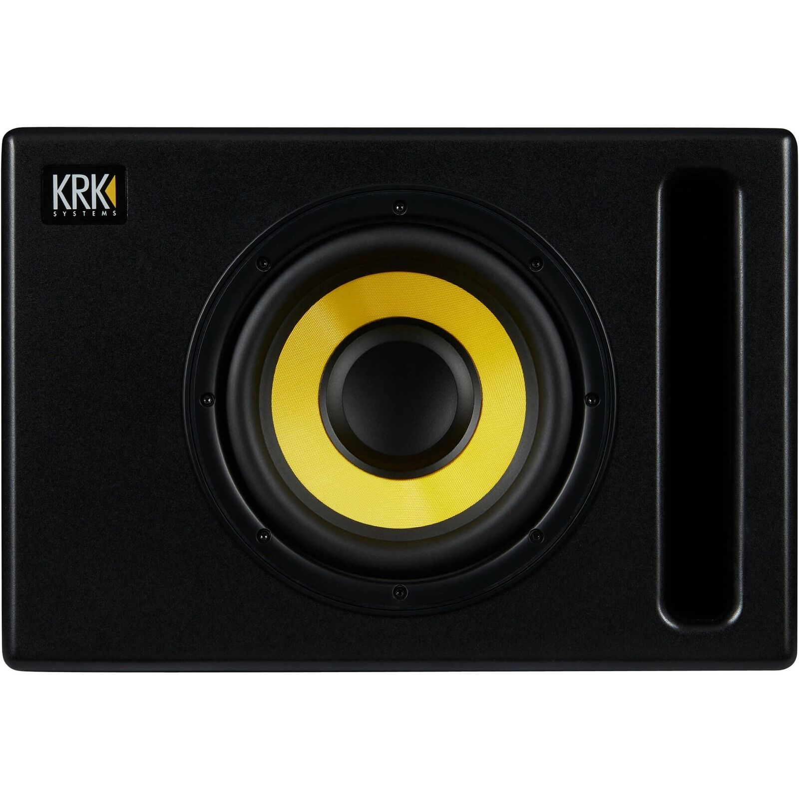 "KRK S8.4 8"" Active Studio Subwoofer. Buy it now for 349.00"