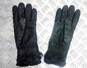 Genuine-British-Military-Black-Leather-Combat-Gloves-MK2-MVP-Grade-1