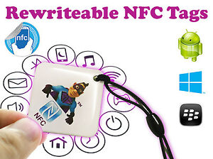 Gadget-Hero-039-s-Rewritable-Programmable-NFC-Tag-Waterproof-Keychain-1-Piece