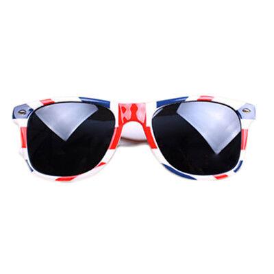 UK USA Flag Vintage Sunglasses US Patriotic United States Stars Stripe New