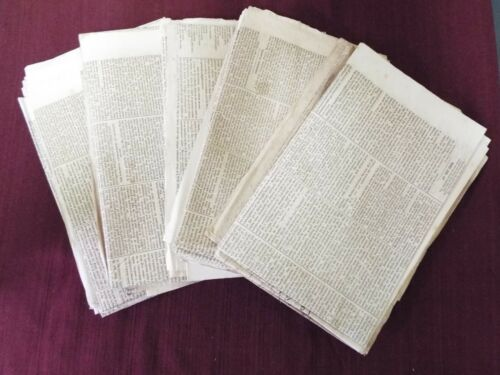 186366 Zion Herald Civil War Magazines Lincoln, Revival, Rebel Troops, etc.
